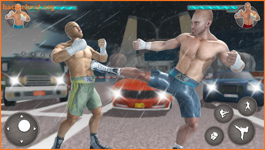 Punch Boxing Fighting Club - Tournament Fight 2019 screenshot