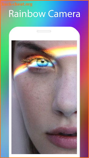 Rainbow Camera screenshot