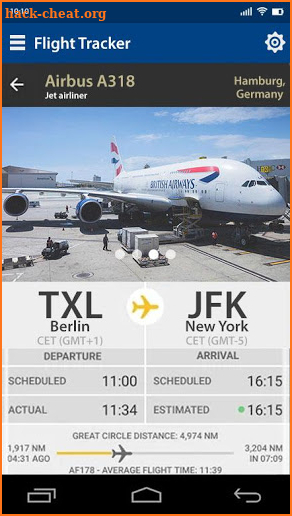 Real Flight Tracker & Flightradar screenshot