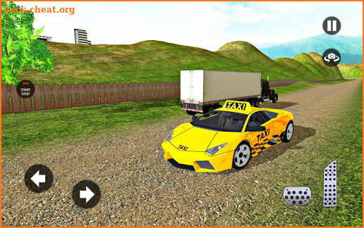 Real Taxi Car Simulator Driver screenshot