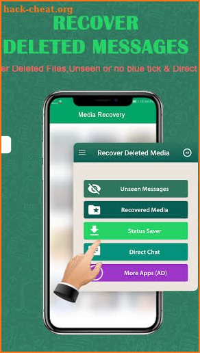 Recover Deleted Text - Recover Deleted Files screenshot