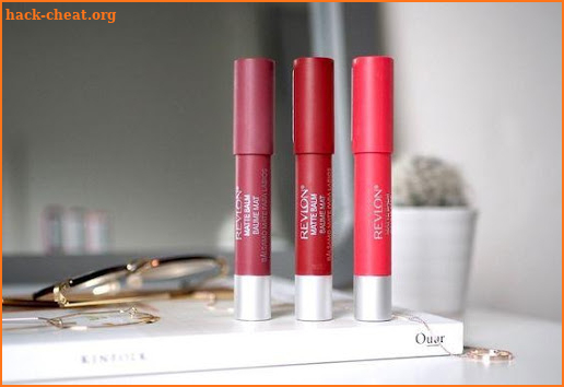 Revlon Cosmetics screenshot