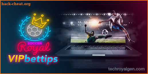 Royal Soccer Best Vip Betting Tips App screenshot