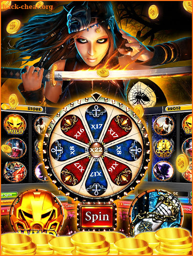 Scatter Slots Hack Android