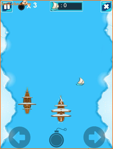 Ship War screenshot