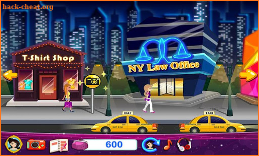 Shopaholic New York : Shopping and Dress Up Makeup screenshot