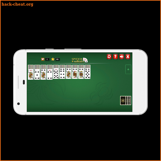 Solitaire · Spider · Freecell Card Game All in one screenshot