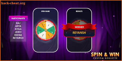 Spin Roulette : Decision Maker screenshot