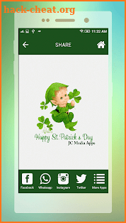 St. Patrick's Day GIF Images screenshot
