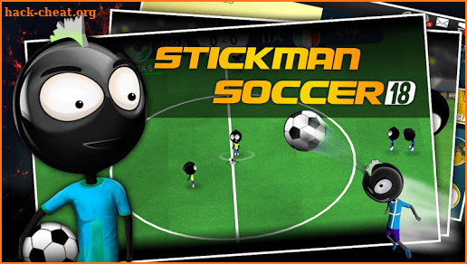 Stickman Soccer 2018 screenshot