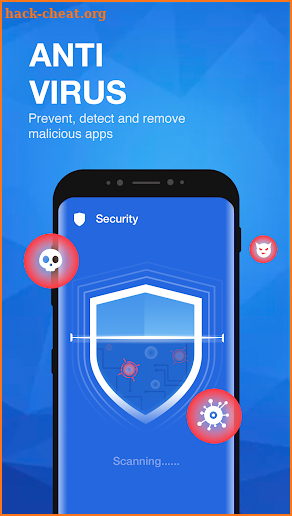 Super Antivirus Cleaner - Easy Security screenshot