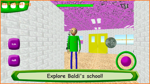 Super Baldi's Basics FULL GAME 1 screenshot
