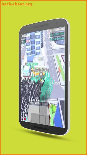 Super Crowded - Android Crowd City Tips screenshot