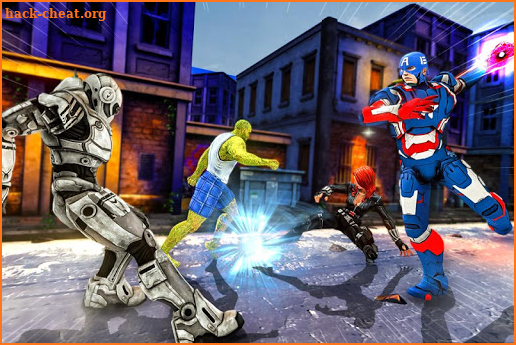 Superhero Avenger Strike Force Hacks, Tips, Hints and Cheats  hack-cheat.org