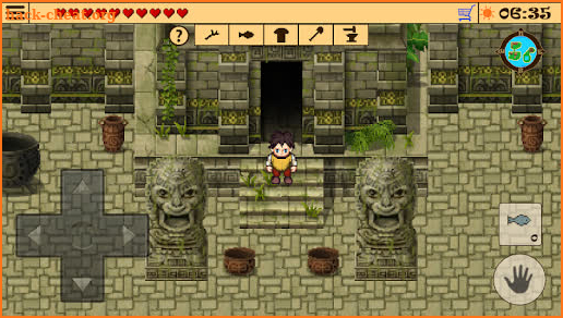 Survival RPG 2 - The temple ruins adventure screenshot