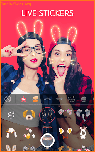 Sweet Snap Lite - live filter,Selfie photo edit Hack Cheats and Tips