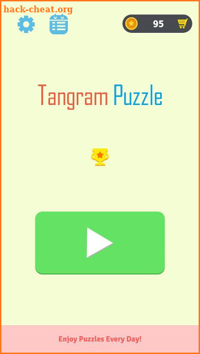 Tangram Puzzle Games screenshot