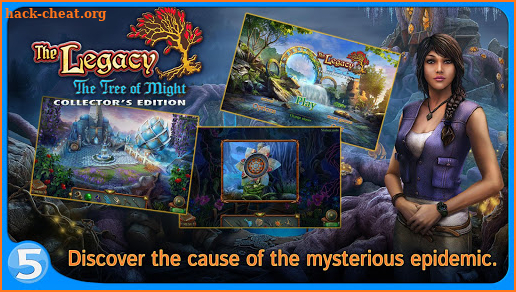 The Legacy: The Tree of Might (free-to-play) screenshot