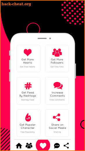 TikBooster - Get Fans Followers & Likes by Hashtag screenshot