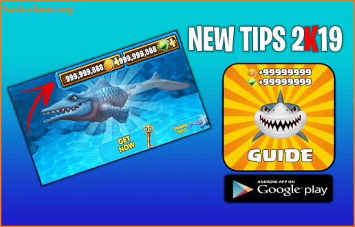 Tips For Hungry Shark Evolution screenshot
