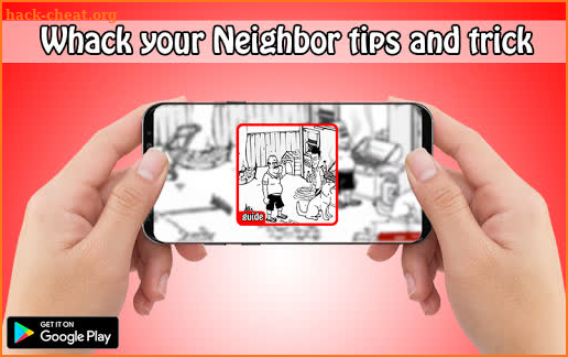 tips for whack your neighbor screenshot
