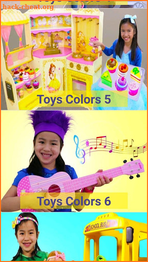 Toys and Colors screenshot