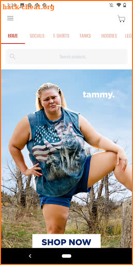 Trailer Trash Tammy screenshot