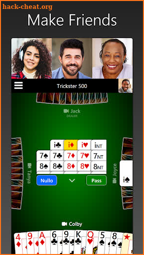 Trickster Cards screenshot