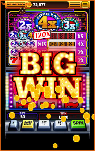 Triple Cheeseburger Deluxe Slot Machine