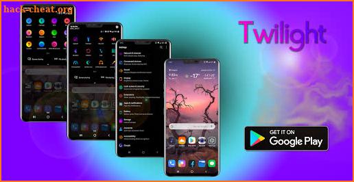 Twilight Theme for LG V20, LG G6, LG V30, LG G5 Hack Cheats