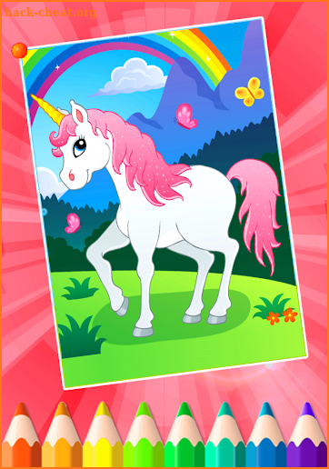 Unicorn Coloring Book Games for Girls Hack Cheats and Tips ...