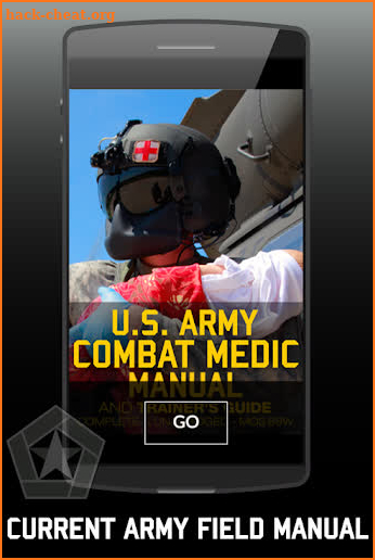 US Army Combat Medic & Trainer's Manual screenshot