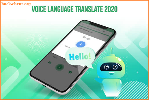 Voice Translator App - Speak & Translate All screenshot