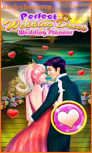 Wedding Planner - Perfect Wedding Dress screenshot