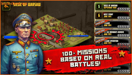 World War II: Eastern Front Strategy game screenshot