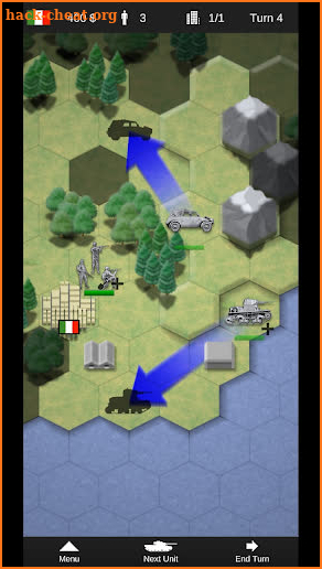 WW2 Command: Conquest of France screenshot