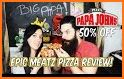 Coupons for Papa Johns - Free Pizza Meals related image
