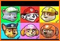 Paw Patrol Game Puzzle for Kids related image