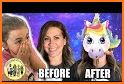 Unicorn Braided Hairstyle Makeover related image
