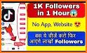 Get Fans Followers - Fans and Likes for Tik-Tok related image