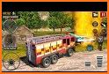 Real Fire Truck Driving Simulator: Fire Fighting related image