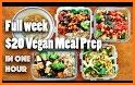 Vegan Recipes - Healthy Food related image