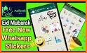 Stickers Happy EID Al Fitr 2020 WAStickerApps related image